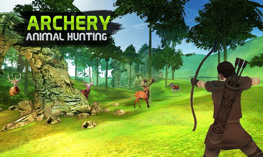 Archery Animals Hunting 3D