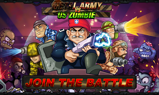 Download Gratis Army vs Zombies v2.0.1.2 Mod Apk Android App