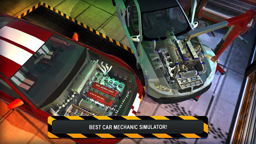 Car Mechanic Job: Simulator