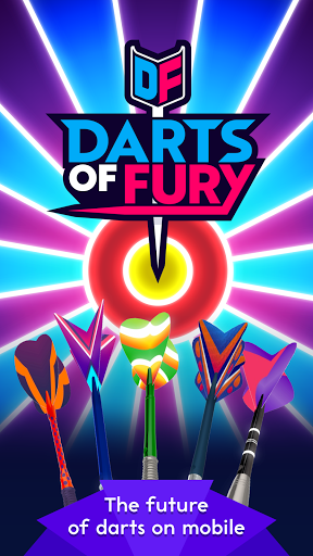 Darts of Fury (Unreleased)