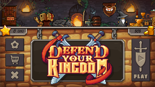 Defend Your Kingdom