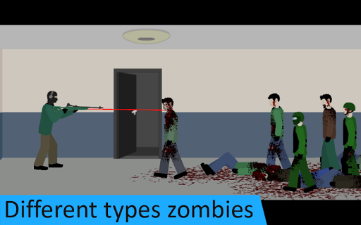 Flat Zombies: Cleanup & Defense
