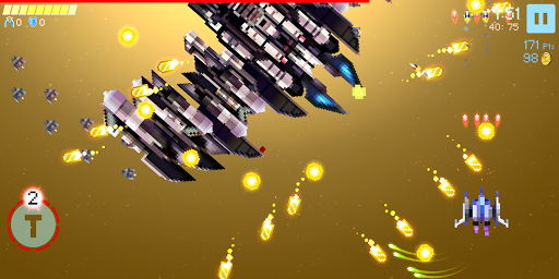 Gold Flower - Bullet Hell Shooter