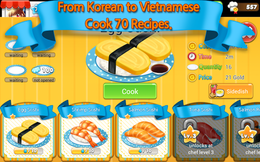 Download Gratis Hello Seafood 2 v2.0.7 Mod Apk Apk Android