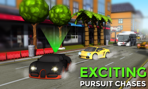 HotFoot - City Car Racing 3d