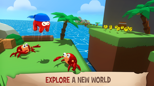 Kraken Land : Platformer Adventures