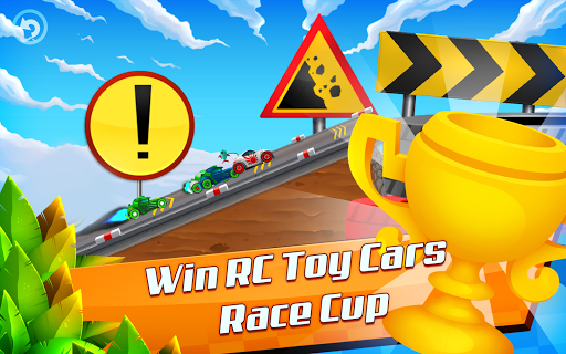 RC Toy Cars Race