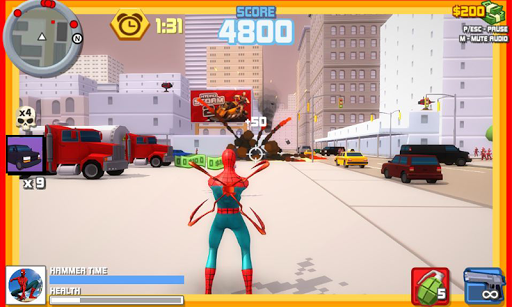 Spider Hero: Final War