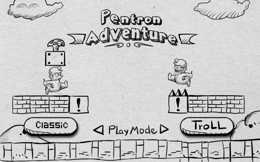 Super Pentron Adventure : Super Hard