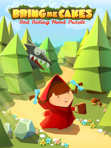 Bring me Cakes - Little Red Riding Hood Puzzle