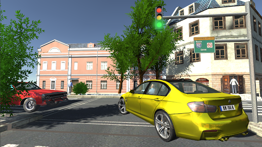 Car Simulator M3
