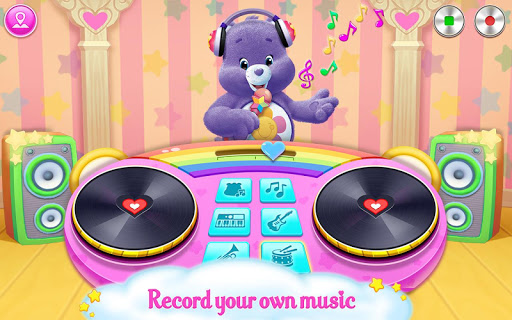 Care Bears Music Band