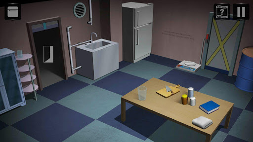 Detention room : Escape game