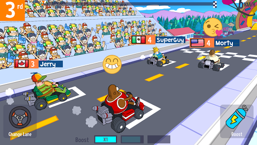 LoL Kart$: Multiplayer Racing (Unreleased)