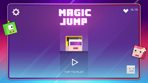 Magic Jump (Unreleased)