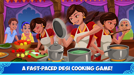 Masala Express: Cooking Game