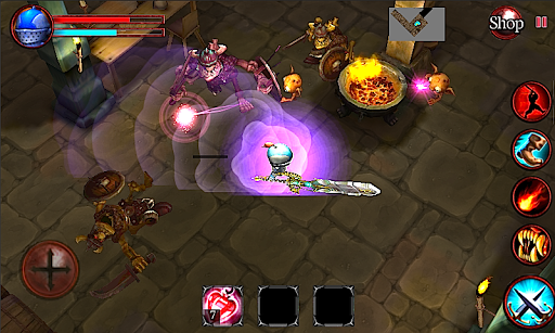 Mini Dungeon - Action RPG