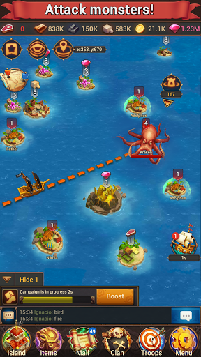 Pirate War: Age of Strike
