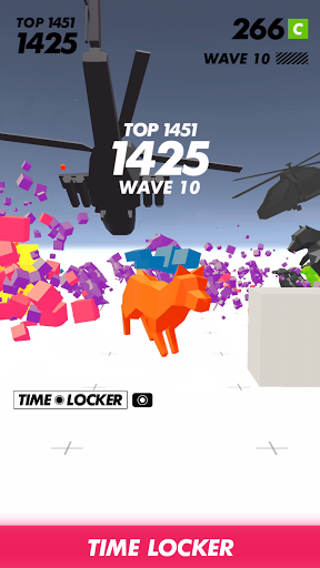 TIME LOCKER - Shooter