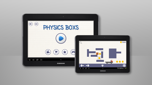 Brain On Physics Boxs Puzzles