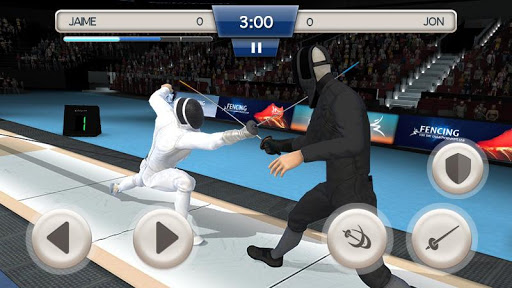 Fencing Swordplay 3D