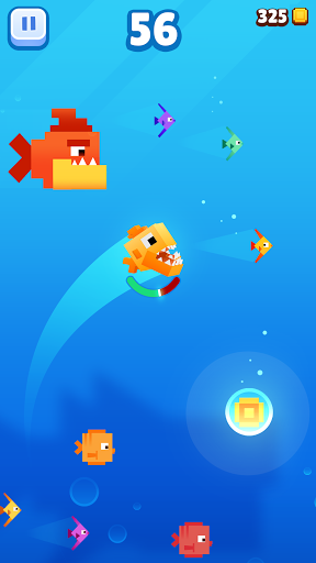 Download Fishy Bits 2 v1.0.1 Mod Apk Money Android App