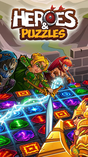 Heroes and Puzzles v1.9.5.563 Mod Apk