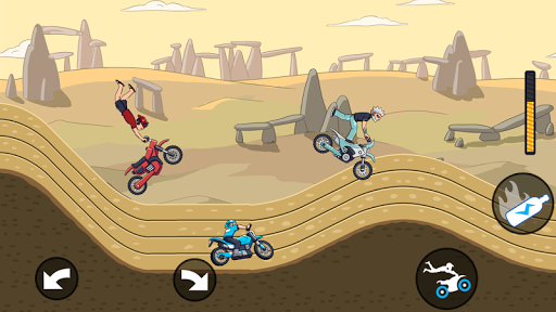 Mad Motor - Motocross racing - Dirt bike racing