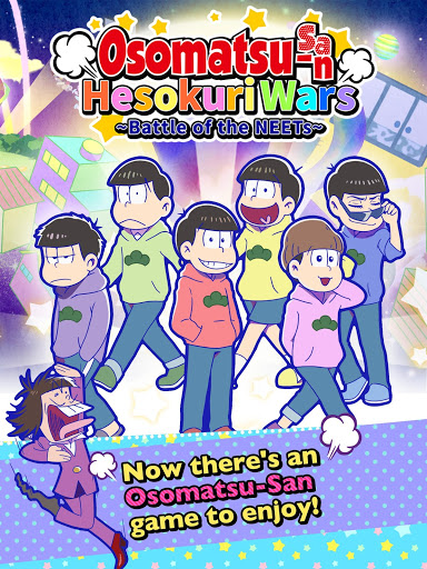 Osomatsu-san Hesokuri Wars~Battle of the NEETs~