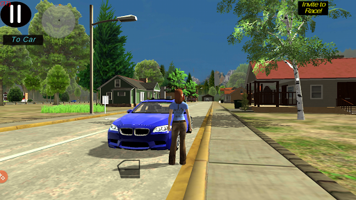 Unduh Gratis Real Car Parking 3D v5.6.4 (Mod Apk Money) Apk Android