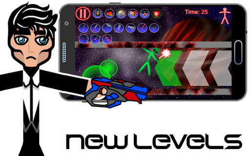Stickman Star Warriors 7 Online