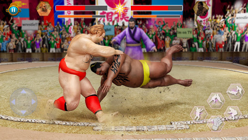 Sumo Stars Wrestling 2018: World Sumotori Fighting