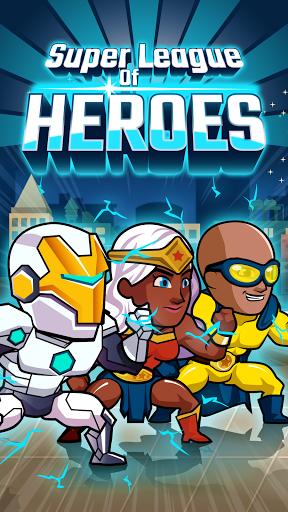 Super League of Heroes - Comic Book Champions