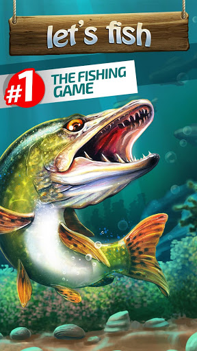 Let's Fish: Sport Fishing Games. Fishing Simulator v4.7.0 Mod Apk