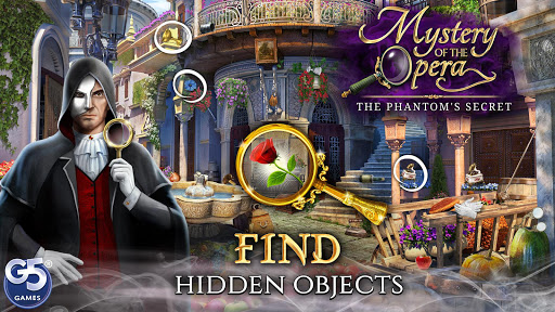 Mystery of the Opera®: the Phantom Secrets