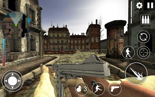 Gratis World War 2: WW2 Secret Agent FPS v1.0.7 Mod Apk (Unlocked) Android Apk