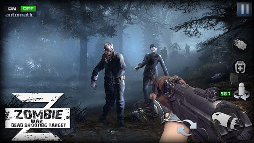 Zombie War Z : Hero Survival Rules