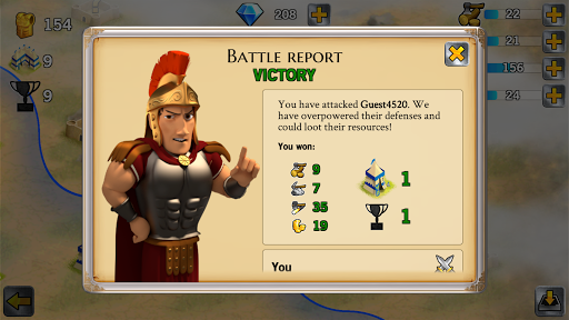 Battle Empire: Rome War Game