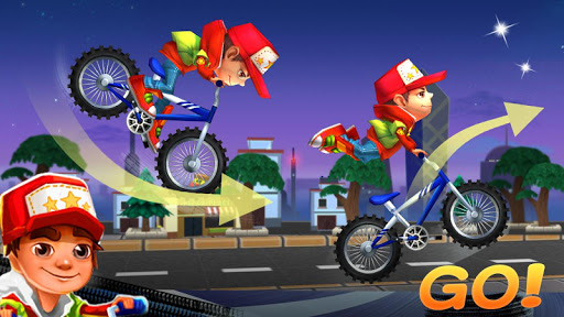 Bike Race - 3d Racing