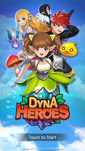 Dyna Heroes
