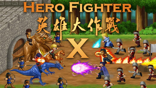 Gratis Hero Fighter X v1.091 Mod Apk