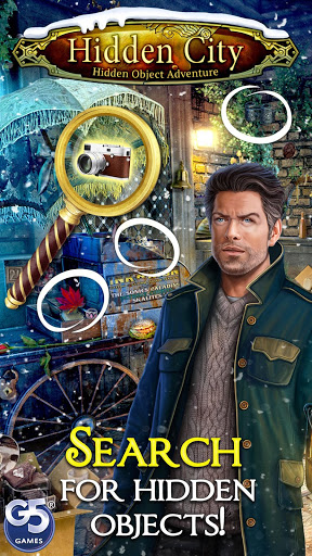 Free Hidden City®: Hidden Object Adventure v1.18.1803 (Mod Apk Money)