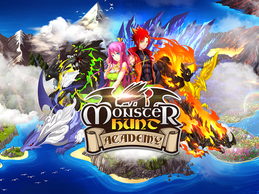Monster Hunt Academy