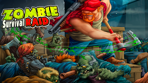 Zombie Raid: Survival (Full)