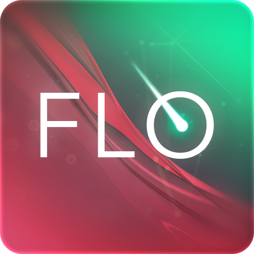 Free flowing infinite runner - FLO Game