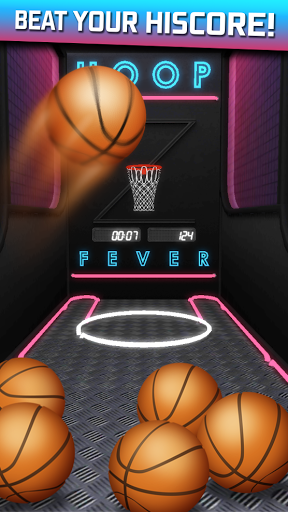 Hoop Fever: Basketball Pocket Arcade (Unreleased)