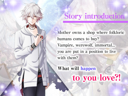 Monster's first love   Otome Dating Sim games