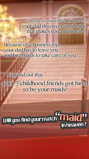 My Maid Girlfriend : Romance You Choose
