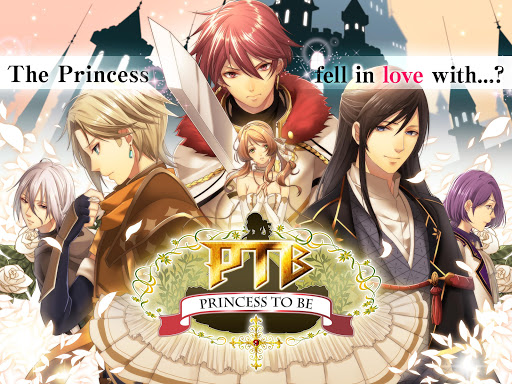 Princess To Be | Otome Dating Sim