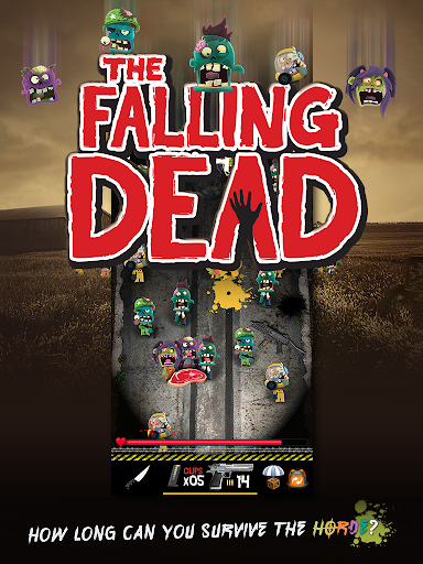 The Falling Dead - Zombies